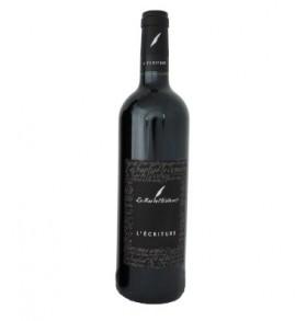 Ecriture 2012 vin Bio en Terrasses du Larzac