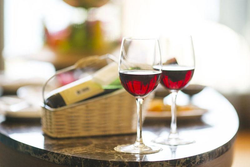 Recettes à base de vin rouge